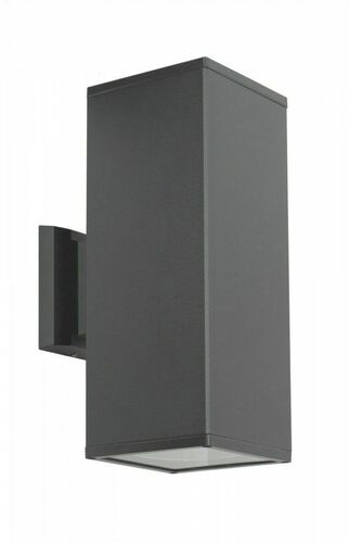 Outdoor wall lamp with two lighting directions up and down. Adela 8001 DG