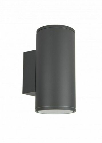 Outdoor wall lamp with two lighting directions up and down. Adela Midi M1457 DG