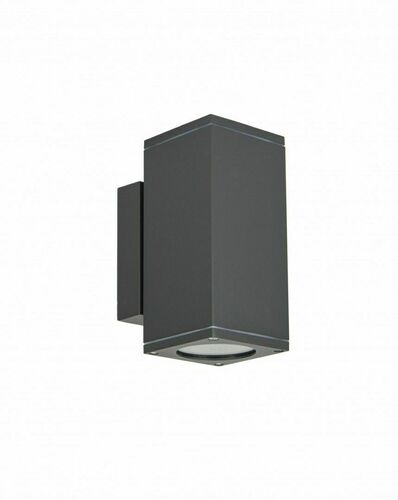 Outdoor wall lamp with two lighting directions up and down. Adela Midi M1460 DG