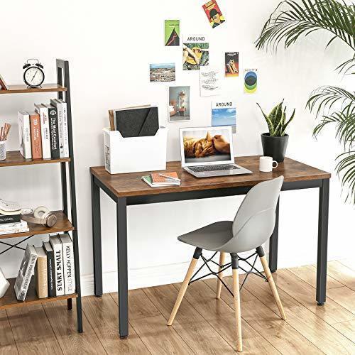 Retro Loft Computer Desk rustic brown LWD64X