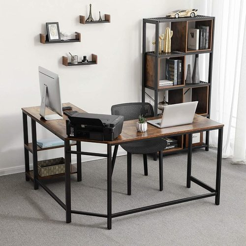 Corner computer desk LWD72X