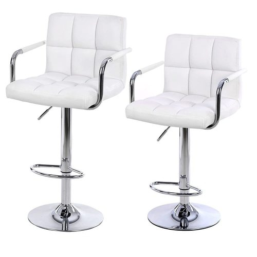 Set of 2 LJB93W barstools