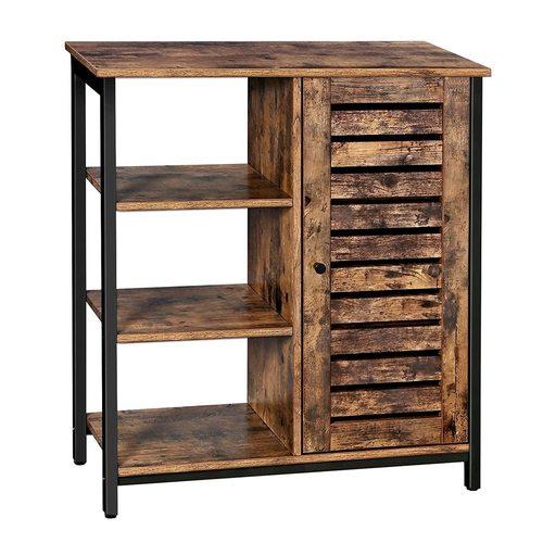 Loft cabinet rustic brown LSC74BX