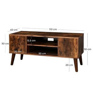 TV cabinet LTV08BX small 5