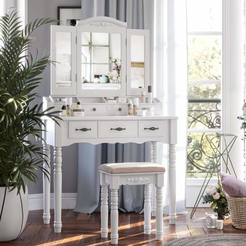 White Dressing Table RDT60WT