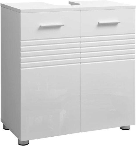 Bathroom cabinet for BBK01WT washbasin