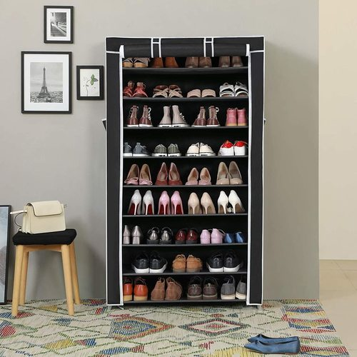 Portable Cabinet for Shoes RXJ36H