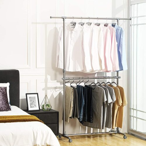 Functional clothes hanger LLR401
