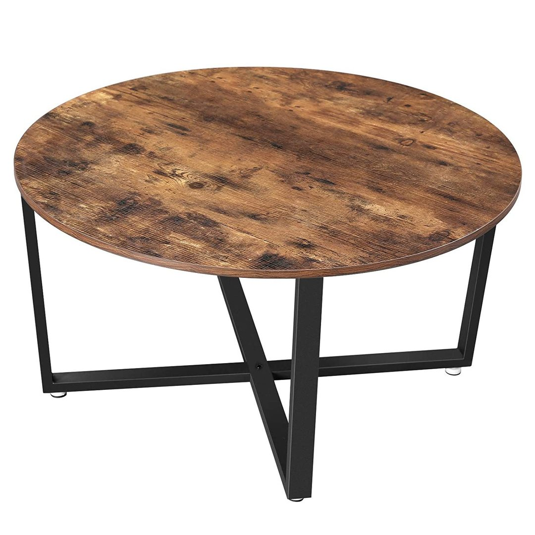 Coffee Table Rustic Oak LCT88X