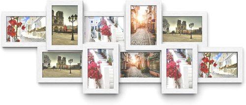 Set of 10 Photo Frames RPF21W