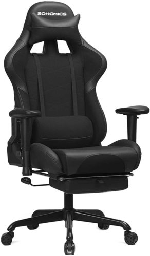 The RCG52BK gaming chair