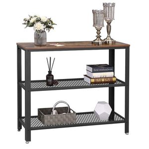 Loft console rustic brown LNT81BX small 2