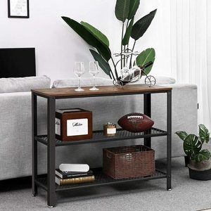 Loft console rustic brown LNT81BX small 0