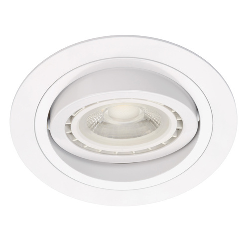 White Alcazar 140.WW Downlight