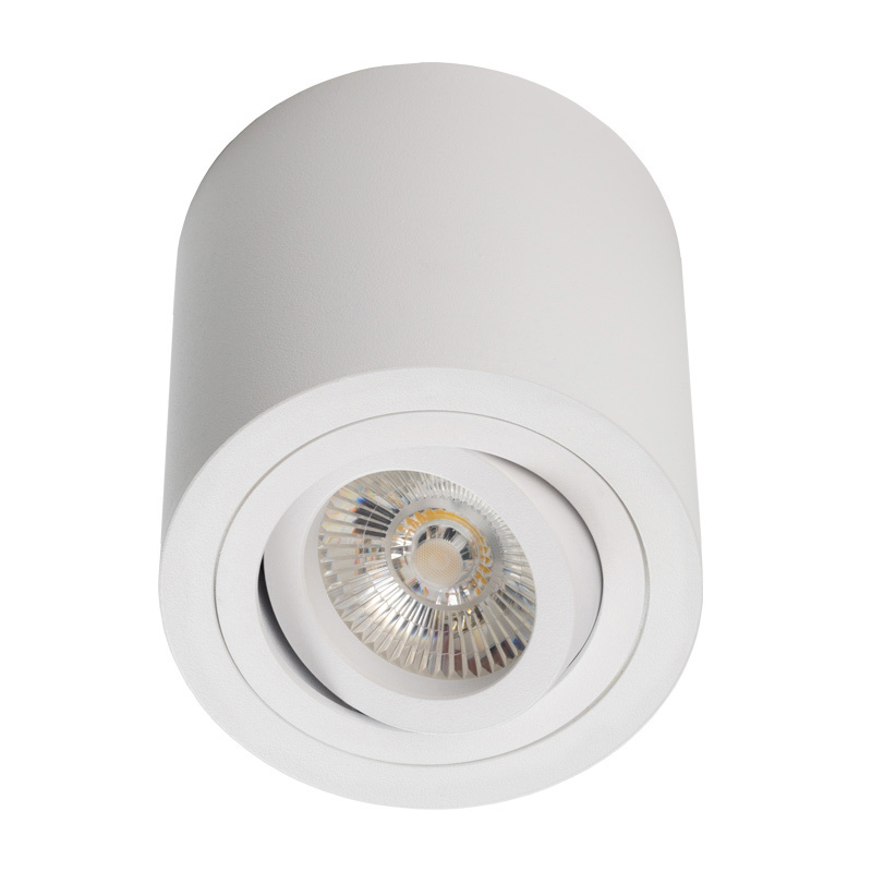 White Cilo Downlight Tube