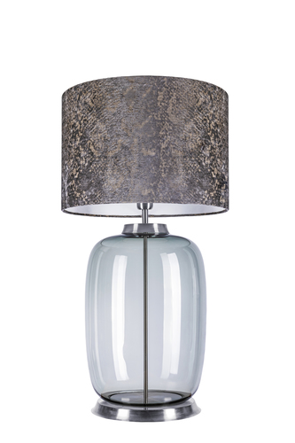 Table lamp with lampshade - Laut Table Famlight SPIRIT GRAY E27 60W decoration