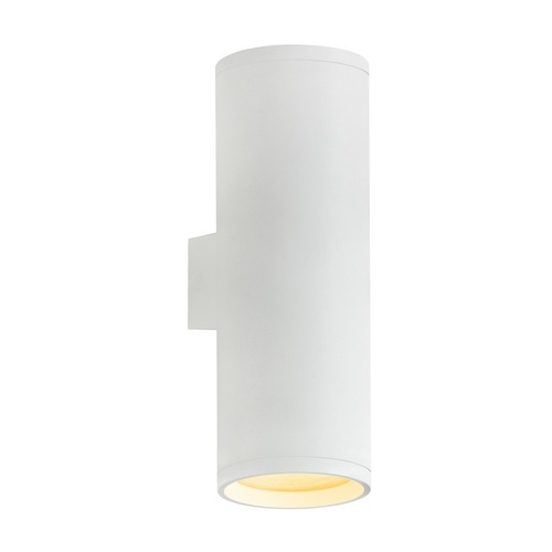 Torre white wall lamp