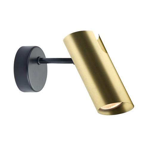 Futuro 1 wall lamp gold / black