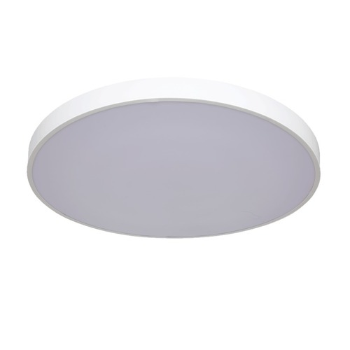 Rapido large white ceiling lamp