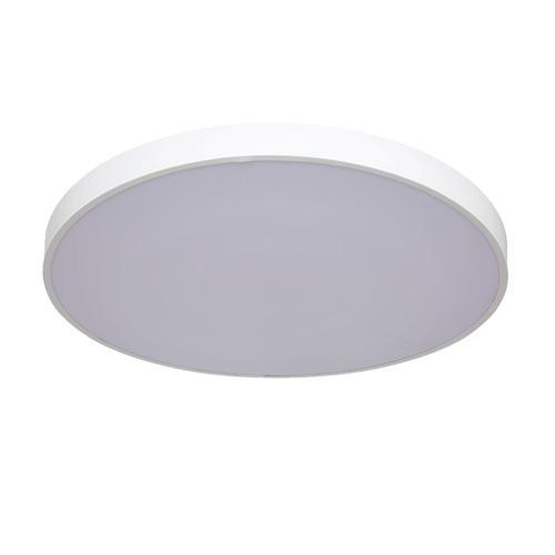 Rapido large white ceiling lamp