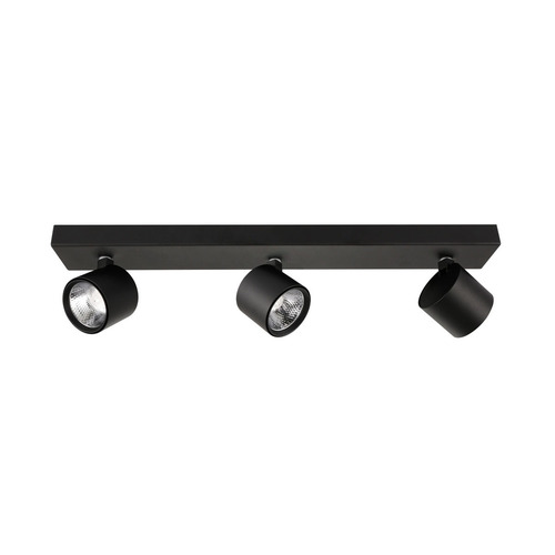 Black Modern Boniva LED Spotlight