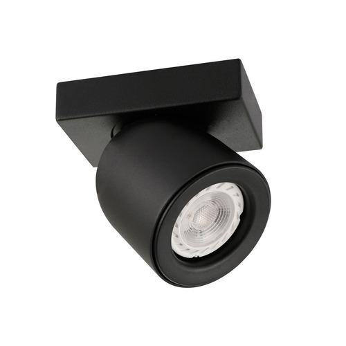 Black Modern Spotlight Nuora GU10