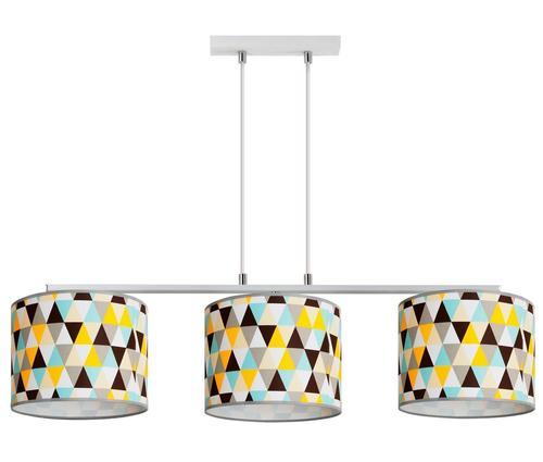 Modern Hestia 3 Hanging Lamp
