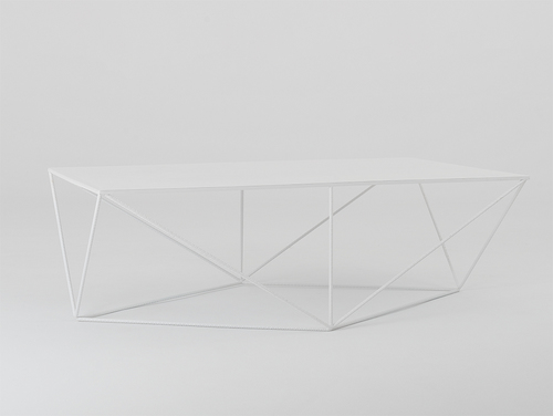 DARYL METAL 140 coffee table
