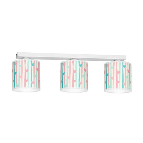 Ceiling Lamp Lovely 3x E27