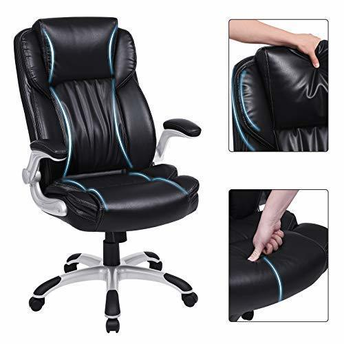 Black office chair OBG94BK