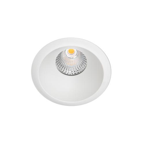 White Recessed Ceiling Torres Deep IP44 LED
