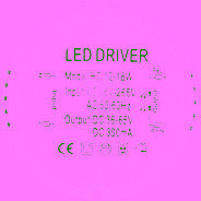LED MODULE DRIVER 12-18W