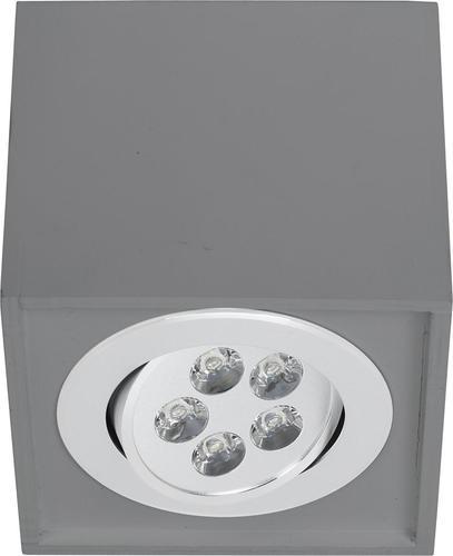 Luminaire BOX LED GRAY 5W