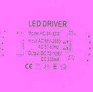 LED MODULE DRIVER 24-32W