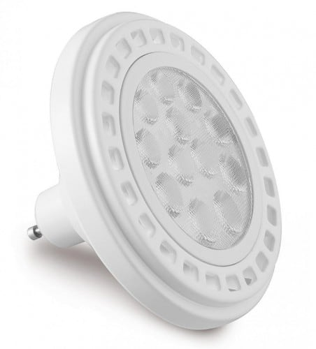 LED BULB ES111 12W 12XPOWER LED WHITE GU10 GTV-LD-ES11115-30