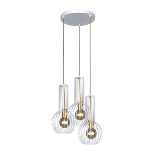 Hanging lamp K-4527 from the ARVI WHITE series