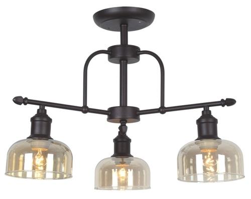 K-JSL-1208/3 ceiling lamp from the DORO series