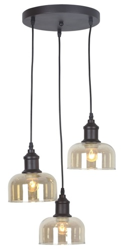 Hanging lamp K-JSL-1208 / 3P from the DORO series