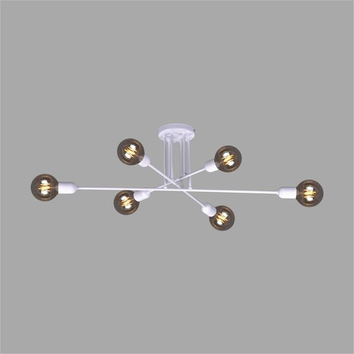 Ceiling lamp K-4393 from the SITYA WHITE series