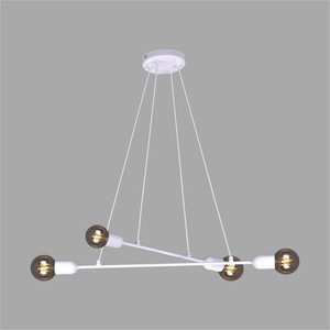 Hanging lamp K-4390 from the SITYA WHITE series small 0