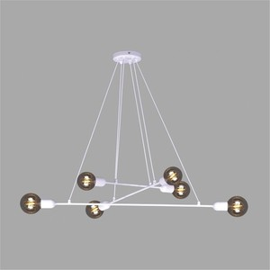 Hanging lamp K-4391 from the SITYA WHITE series small 0
