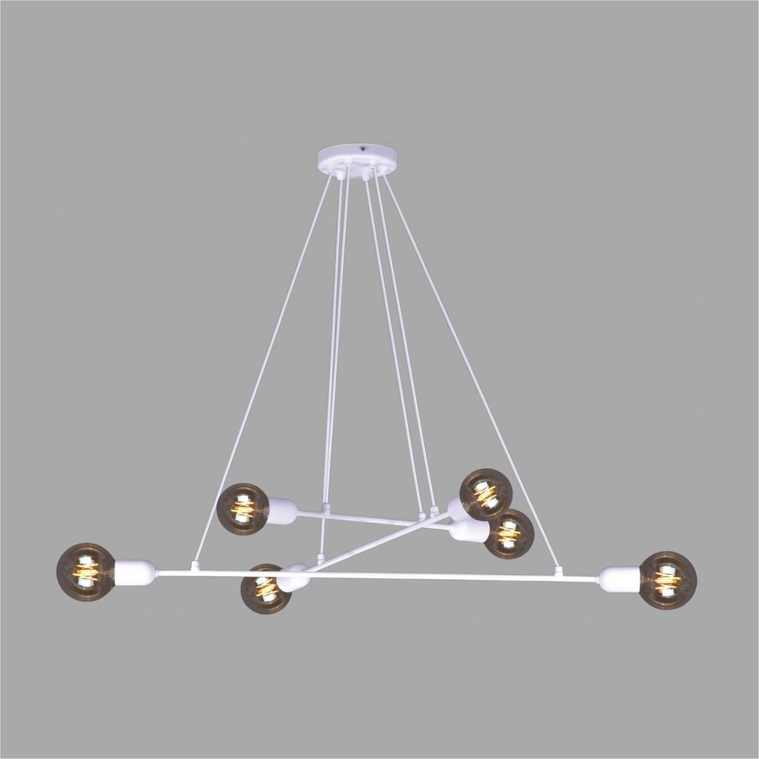 Hanging lamp K-4391 from the SITYA WHITE series