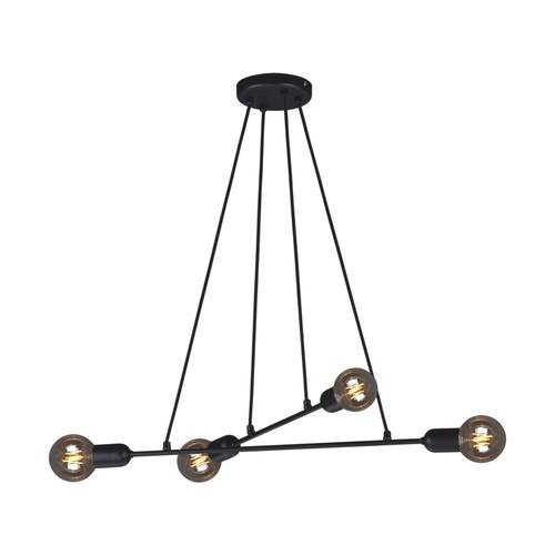 Hanging lamp K-4380 from the SITYA BLACK series