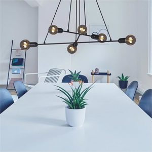 Hanging lamp K-4381 from the SITYA BLACK series small 2
