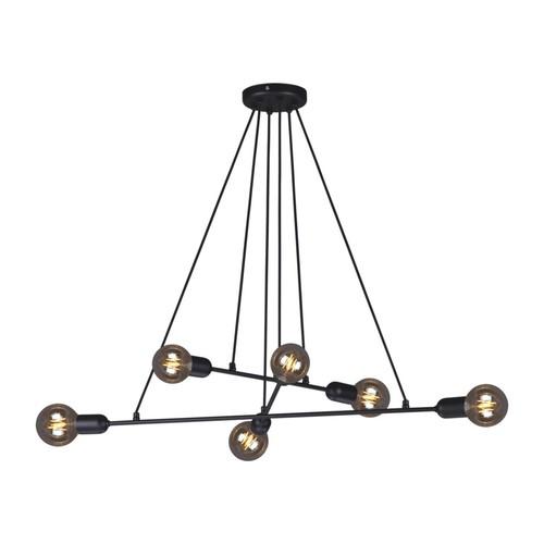 Hanging lamp K-4381 from the SITYA BLACK series