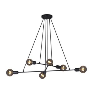 Hanging lamp K-4381 from the SITYA BLACK series small 0
