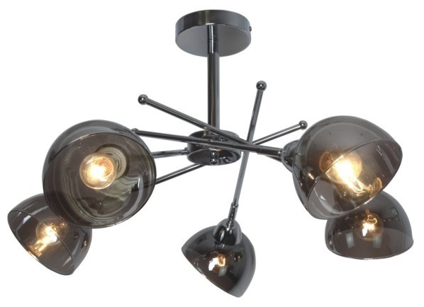 K-JSL-1286 / 5-2 ceiling lamp from the HORNET series