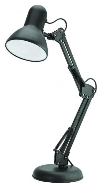 Desk lamp Pixie 230V / 25W E27 black