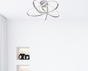 K-8076 ceiling lamp from the LELO series small 2