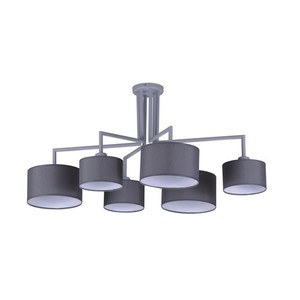 K-4341 ceiling lamp from the SIMONE GRAY series small 0